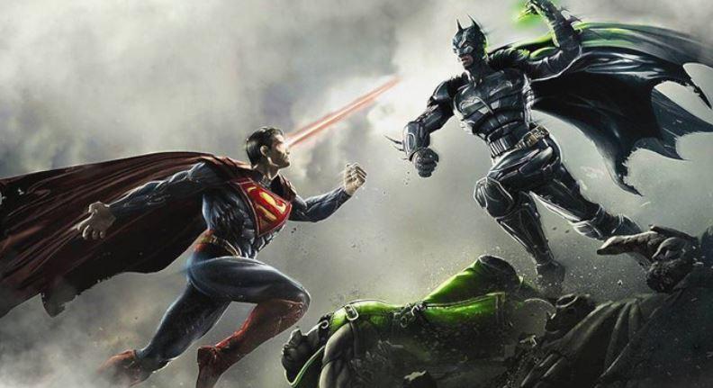 تاریخ پخش انیمیشن Injustice در نهایت مشخص شد