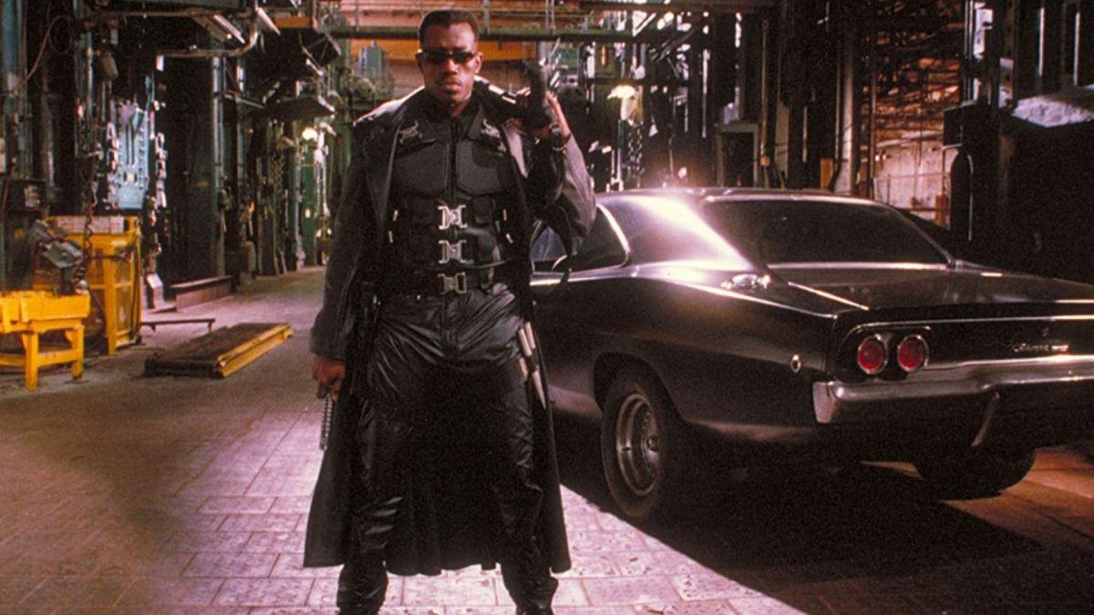 در ریبوت فیلم Blade به وسلی اسنایپس اشاره می شود